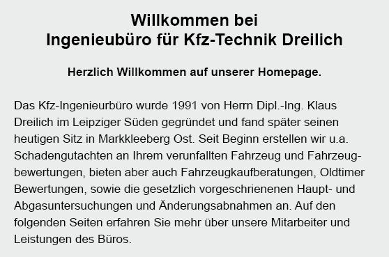 Kfz Sachverständiger für  Taucha, Borsdorf, Jesewitz, Machern, Krostitz, Brandis, Leipzig und Rackwitz, Großpösna, Eilenburg